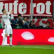 Rekord:Ronaldos Saisontore 15 und 16 inChampions League (Foto)