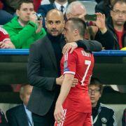 Die höchsten Bayern-Niederlagen in der Champions League (Foto)