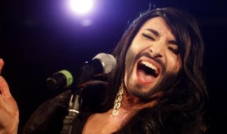 Conchita Wurst träumt von Grammy und Eigentumswohnung (Foto)