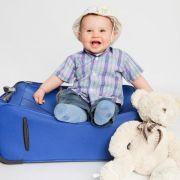 Koffer packen und los: Das erste Mal mit Kind verreisen (Foto)