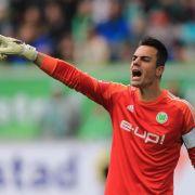 Wolfsburg hofft auf Benaglio im Bundesliga-Endspurt (Foto)