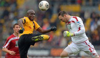 Kaiserslautern vs. Dynamo Dresden: In diesem Spiel vereinen sich Abstiegs- und Aufstiegskampf. (Foto)