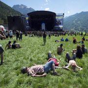 Open-Air-Saison startet: Radeln und Headbangen (Foto)