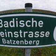 Genussstrecke statt Promille-Piste - Badens Weinstraße wird 60 (Foto)