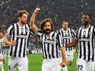 Juve «nah dran» wie lange nicht - Traum vom Heimfinale (Foto)