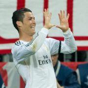 Ronaldo stellt Torrekord in Champions League auf (Foto)