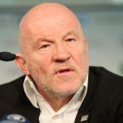HSV-Präsident Rudolph kritisiert die Stadt Hamburg (Foto)