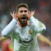 Sergio Ramos nimmt doppelte Revanche (Foto)