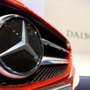 Euro-Stärke belastet Bilanzen von Daimler und Bosch (Foto)