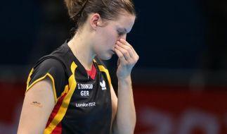 DTTB-Herren im WM-Viertelfinale - Frust bei Damen (Foto)