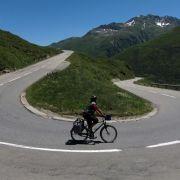 Nach Wintersperre:Erste Pässe in den Alpen sind wieder geöffnet (Foto)