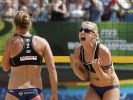 Beachvolleyball-EM im Juni in Cagliari statt in Rom (Foto)