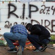 Todesschüsse auf Austauschschüler: Morddrohung gegen Schützen (Foto)