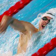 Schwimmer auf langem Weg zurück in Weltspitze (Foto)