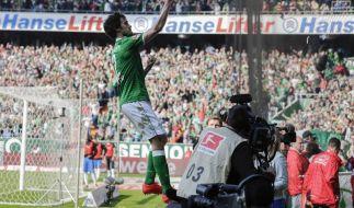 Werder Bremen bindet García bis 2017 (Foto)