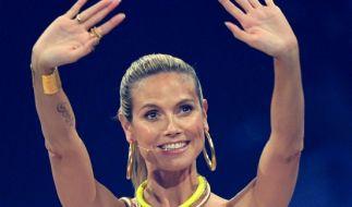 Heidi Klum vergibt heute die Fotos fürs Finale! (Foto)