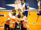 Berlin Volleys gleichen gegen Friedrichshafen aus (Foto)
