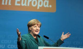 Union in Europawahl-Umfrage deutlich vorn (Foto)