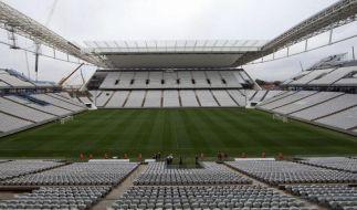 Brasilianischer Minister: WLAN-Probleme in sechs WM-Stadien (Foto)