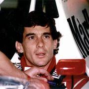 Der schockierende Tod der Formel-1-Ikone Senna (Foto)
