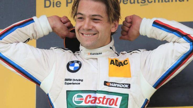 BMW-Fahrer Farfus für Kollegen Favorit auf DTM-Titel (Foto)