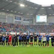 Erfolgsstory: Paderborn nimmt Aufstieg ins Visier (Foto)