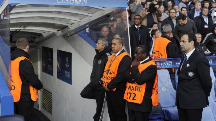 Mourinho ist wieder der Verlierer (Foto)