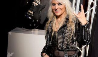 Metal-Queen Doro Pesch feiert 30. Bühnenjubiläum (Foto)