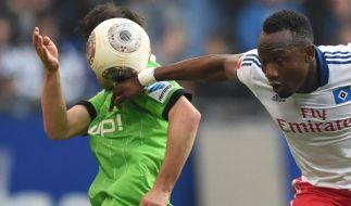 HSV muss gegen Bayern auf Stürmer Zoua verzichten (Foto)