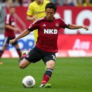 Hasebe will «Club» bei Relegationsspielen helfen (Foto)