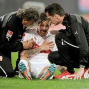 Harniks Einsatz beim VfB gegen Wolfsburg fraglich (Foto)