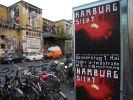 Die Polizei hofft im Hamburger Schanzenviertel auf einen ruhigen 1. Mai. (Foto)