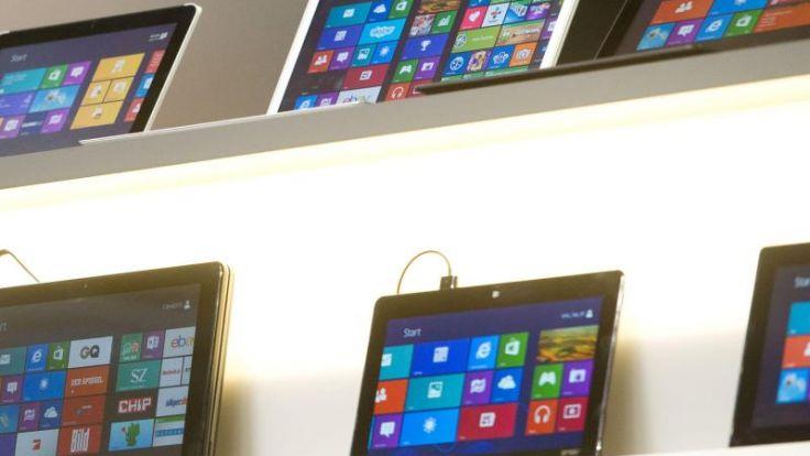 Tablet-Geschäft abgekühlt (Foto)