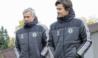 Mourinho-Assistent Faria für sechs Ligaspiele gesperrt (Foto)