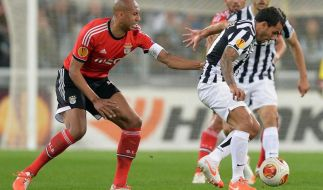 Juve verpasst «Finale in casa» - Sevilla gegen Benfica (Foto)