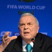 Brasiliens Fußball-Chef mahnt friedliche WM an (Foto)