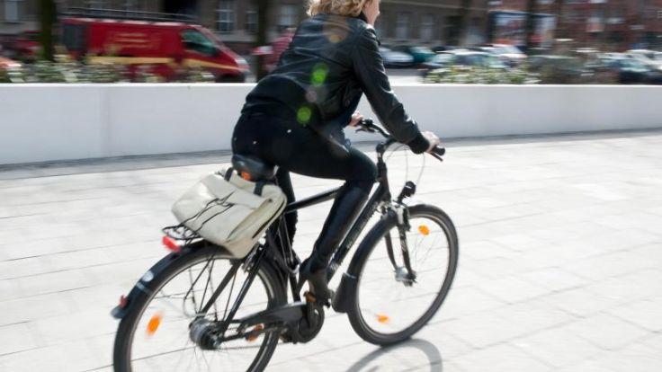Täglich zur Arbeit strampeln: So gesund ist Radfahren (Foto)