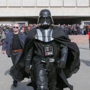 Krieg der Politik-Stars: «Darth Vader» gegen Klitschko (Foto)