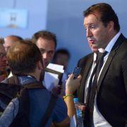 Wilmots setzt bei WM auf Bundesliga-Profis (Foto)
