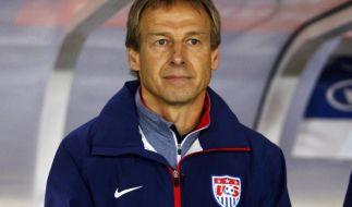 Klinsmann will 30-Mann-Kader am 12. Mai bekanntgeben (Foto)
