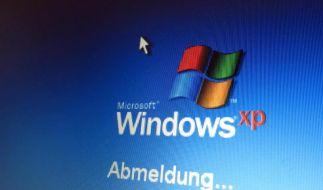 Microsoft repariert Internet Explorer sogar für XP-Nutzer (Foto)