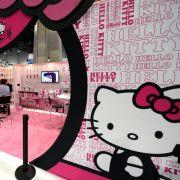 Massenpanik wegen «Hello Kitty» bei McDonald's (Foto)