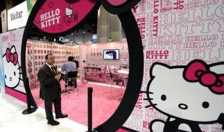 Riesiger Hype um Hello Kitty. (Foto)