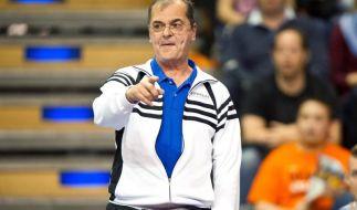 Mann mit Bauchtasche: Moculescu gelassen im Titelkampf (Foto)