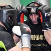 Fleißiger Abraham peilt 40. Sieg im Ring an (Foto)