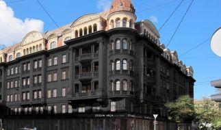 Großes Interesse an einstigem KGB-Haus in Kulturhauptstadt Riga (Foto)
