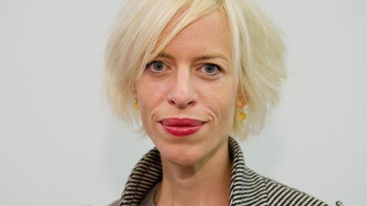 Katja Eichingers Roman: Schritt in ein neues Leben (Foto)