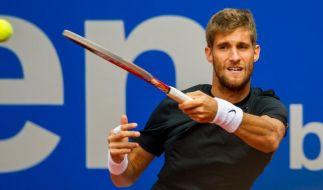 Klizan erster Halbfinalist bei ATP-Turnier in München (Foto)