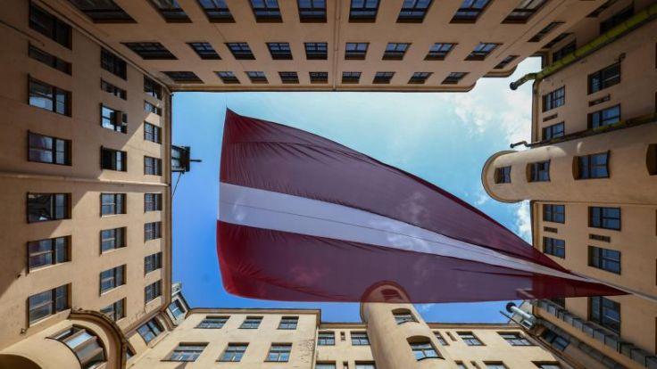 Ehemaliges KGB-Haus in Riga wird zum Ausstellungsort (Foto)