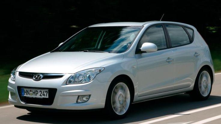 Leicht überzogenes Versprechen - Der Hyundai i30 als Gebrauchter (Foto)